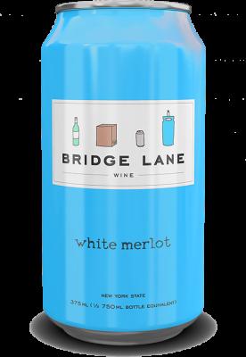 Bridge Lane White Merlot 4-Pack (Cans)