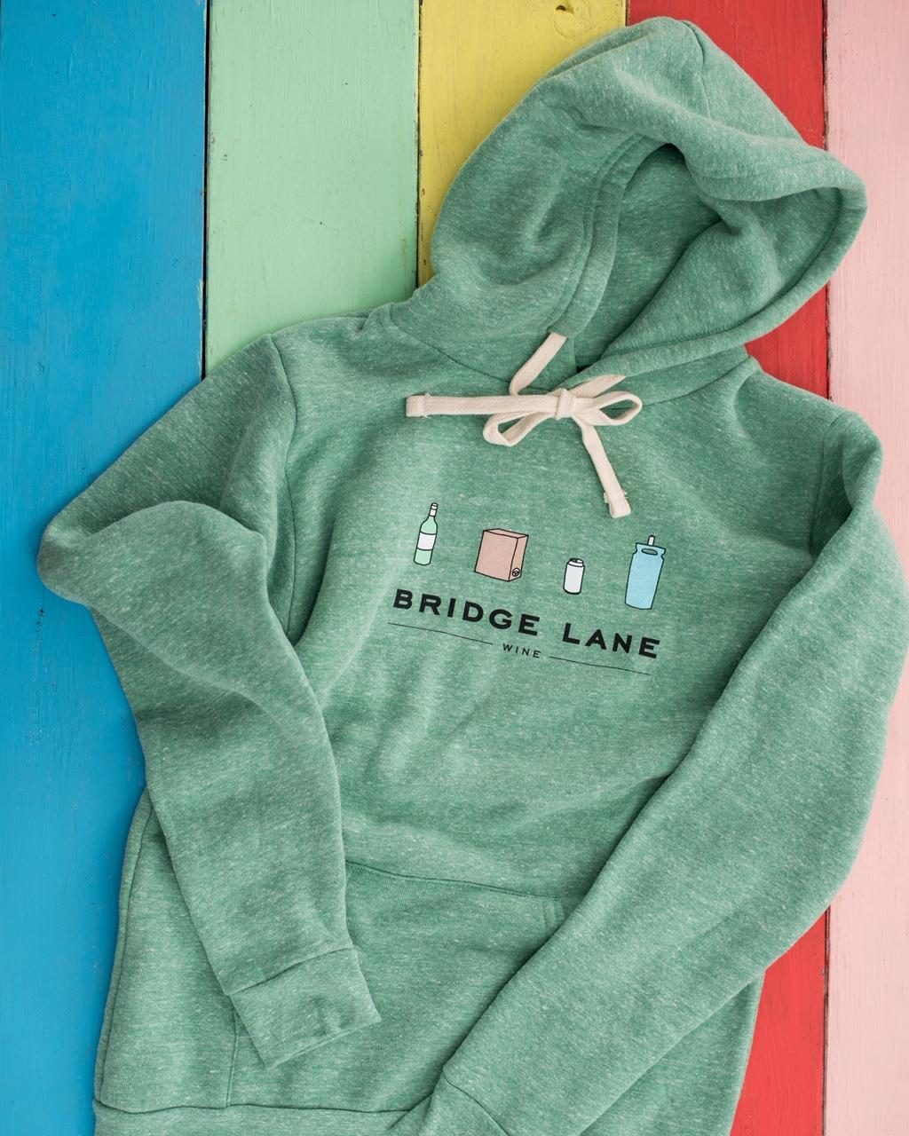 Bridge Lane Logo Sweatshirt Medium
