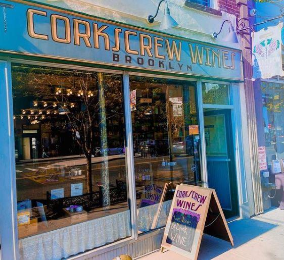 In-Store Tasting at Corkscrew Wines Brooklyn